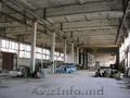 Производственное помещение 2300 м2 в Каушанах в блокнот